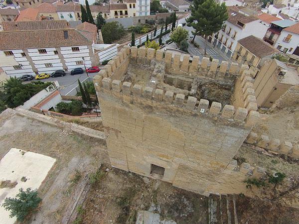 Resultado de imagen de torre puerta de moclin
