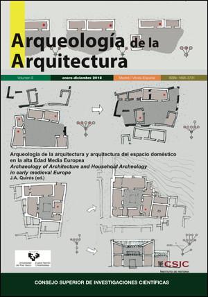 Imagen de cubierta: Tipificación de unidades domésticas y sus procesos de complejización, según Sonia Gutiérrez Lloret y Débora Kiss.